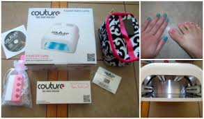 couture gel nail polish kit the perfect at home nails review