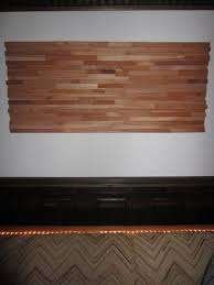 wooden wall coverings relaxshacks com wood shims as a wall covering as art