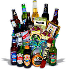 around the world 12 beers basket ideas gifts