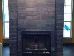 awesome slate fireplace tiles decorating ideas lovely and slate
