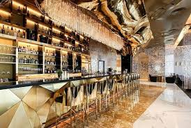 Interior Of Burj Al Arab In Pictures Inside Burj Al Arab U0027s New Bar Gold On 27 Design