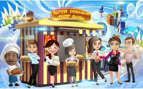 jeux chef de cuisine jeux gratuit cooking chef servir dash jeux android