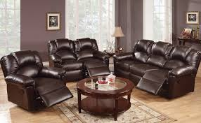 Leather Recliner Sofa And Loveseat Sofa Splendid Reclining Sofa Loveseat And Chair Sets Momentous