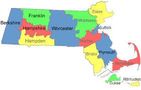 map of massachusetts counties maps of massachusetts