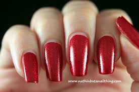 nuthin u0027 but a nail thing china glaze ruby pumps