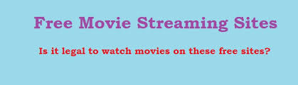 movie streaming sites and legal issues how far it can affect the