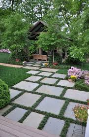 Paving Ideas For Gardens 92 Best Paver Patios Images On Pinterest Backyard Ideas Paver