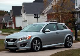 volvo hatchback interior volvo c30 review and photos
