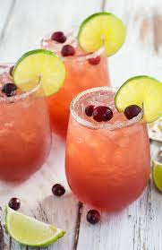 cranberry margaritas the blond cook