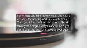 quote jared leto jared leto quote u201csometimes you fall in love with a song u0027cause