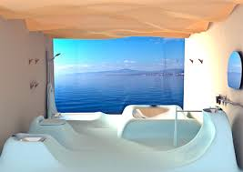 Coolest Bathrooms A Room With A View Yanko Design