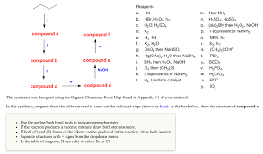this synthesis was designed using the organic chem chegg com