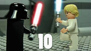 lego star wars teaching numbers 1 10 learning count star