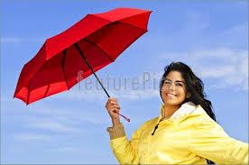 Yellow Raincoat Girl Meme - girl yellow raincoat rainwear