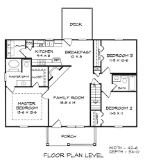 jefferson house plans floor plans architectural drawings