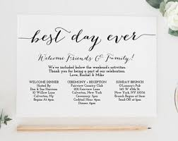 destination wedding itinerary template wedding weekend itinerary template 340 270 1082969770 h0q6 picture