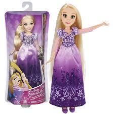 disney princess rapunzel doll royal shimmer grade