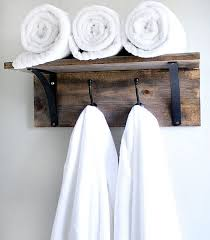 Towel Rack Ideas For Bathroom 15 Simple And Inexpensive Diy Towel Holder Ideas Top Inspirations
