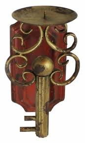 Metal Wall Sconces Metal Wall Art Candle Holder Foter
