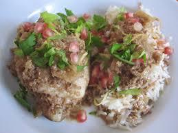 cuisine irakienne introduction à la cuisine irakienne fasanjoun poulet aux noix et