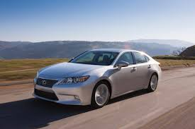 lexus sedan models 2013 2013 lexus es 350 news and information autoblog