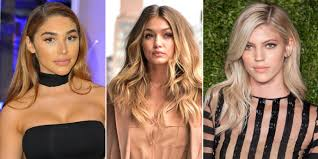 Pretty Colors To Dye Your Hair Different Shades Of Blonde To Dye Hair How To Take Care Of