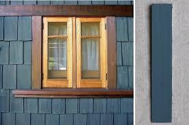 palette u0026 paints 8 colorful exterior stains craftsman style