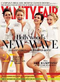 Gretchen Mol Vanity Fair Vanity Fair U0027s August Issue Bright Young Things Nadine Jolie