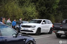 jeep grand cherokee srt white 2017 jeep grand cherokee srt 8 2016 night edition 17 april 2017