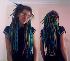 installing extension dreads in short hair 67 best synthetic dreads by anmorata dread design images on