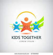 children logo stock images royalty free images u0026 vectors
