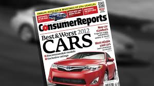 top 10 safest cars under consumer reports u0027 2012 top pick cars consumer reports youtube