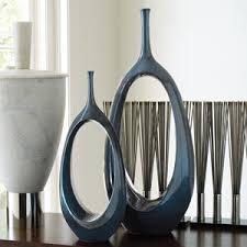 Uttermost Vases Cierra Aluminum Vases Set Of Two Uttermost Vases Vases Home Decor
