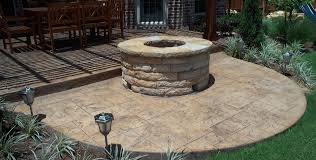Concrete Decks And Patios Quality Stamped Concrete Deck O Art Concrete Masonry And Pool
