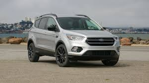 Ford Escape Colors - 2017 ford escape review roadshow