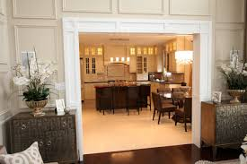 Kendall College Dining Room Classic Paneled Opening In Dining Room In A House Brampton