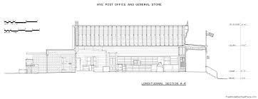 historic post office and general store in hye texas u2013 free model