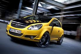 opel corsa utility 2010 opel corsa color race edition