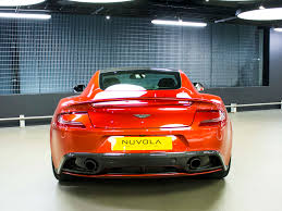 aston martin vanquish red aston martin vanquish v12 touchtronic 2dr coupe nuvola london