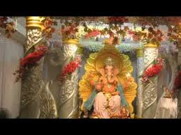 Temple Decoration Ideas For Home Ganesh Chaturthi Decoration Ideas For Home Mandap Youtube