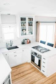 Ranch Kitchen Design by Kitchen How To Remodel A Kitchen All White Kitchen Paint Colors
