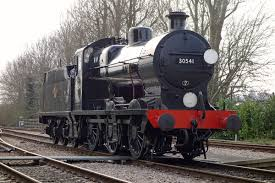 bluebell railway operational locomotives