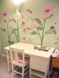 Wall Paintings Designs The 25 Best Flower Mural Ideas On Pinterest Wall Mural Murals