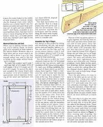 kitchen work table plans u2022 woodarchivist