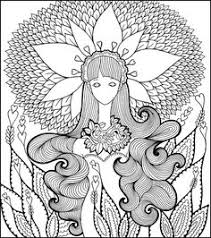 fairy shampoo enchanted coloring book waves color