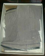 womens fringe boots size 9 s suede fringe boots ebay