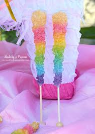 where to find rock candy the original rainbow rock candy party food tutorial