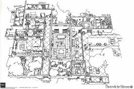 hacienda style home plans with courtyards home design and style