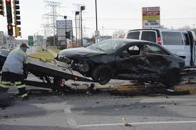 4 car crash at oakton u0026 busse sends 9 to area hospitals journal