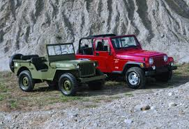 scrambler jeep years 75 years of jeep in photos car pro